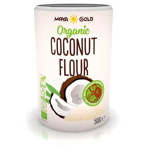 Faina de COCOS Raw-Vegan-Organic 500gr