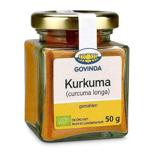 Turmeric/Curcuma 50gr