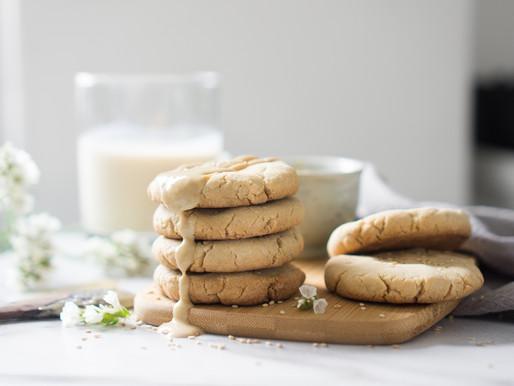 Paleo/Fara Gluten - Biscuiți cu Unt de Alune Tigernuts/Chuffa