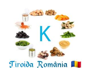 Vitamina K - Beneficii