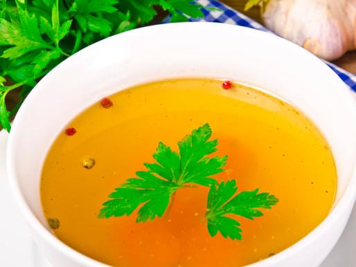 Paleo - Supa de Pui cu Turmeric