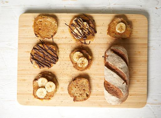 Fără Gluten/Vegan - Pâine cu dulcegării