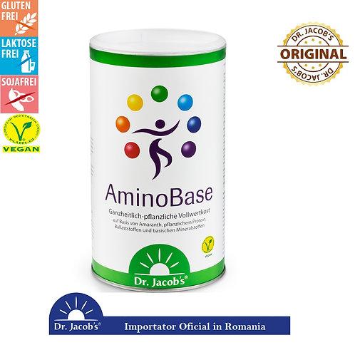 AminoBase- înlocuitor holistic/vegan pentru masa, 345g