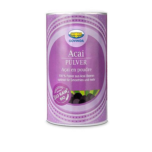 ACAI pulbere, Raw-Vegan-Organic, 200g