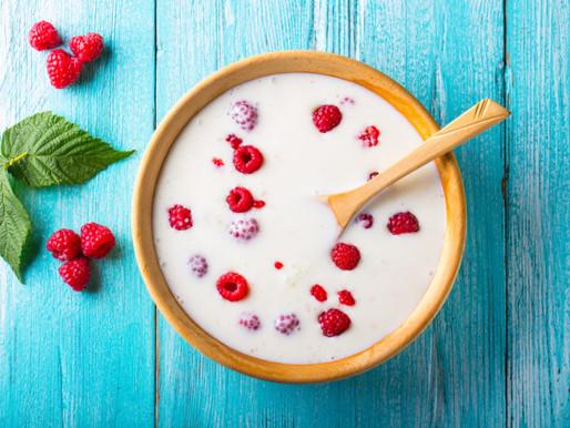 AIP/Paleo - Iaurt cu fructe