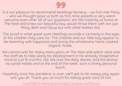 Happy Parent @ Nestlings Nursery Cardiff 3
