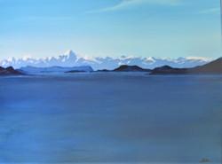 APPROACHING ALASKAN COAST