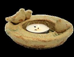 3 Bird Tea Light bowl