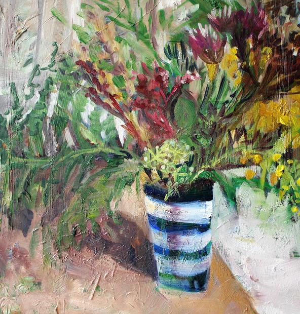 Blue and White Vase.JPG