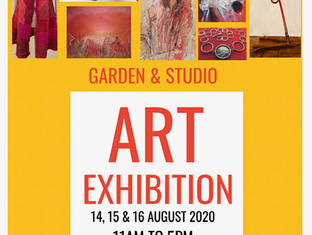 Summer Exhibition Newsletter with the Wycombe Court Artists