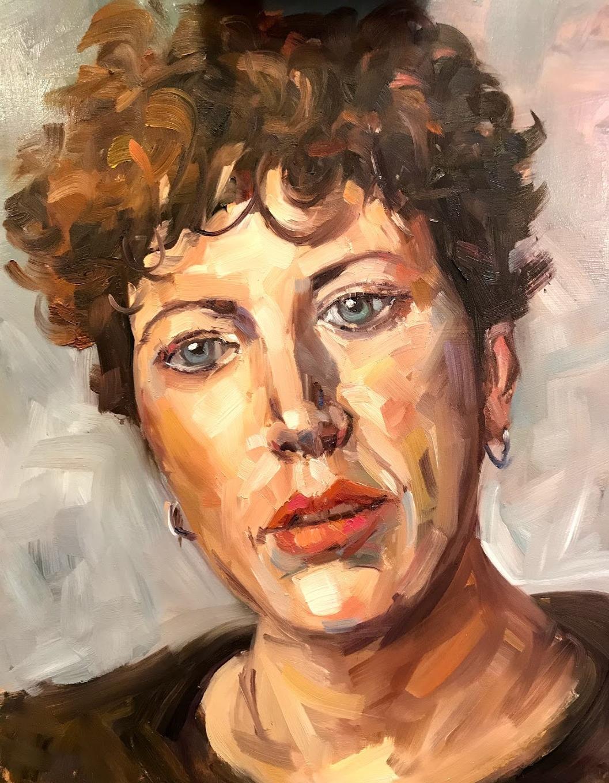 Annie Macmanus Sky Arts Portrait