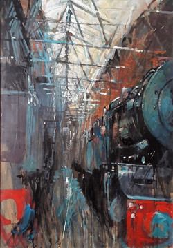 Didcot Train Sheds