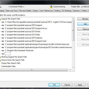 Como inserir hachuras no AutoCAD?