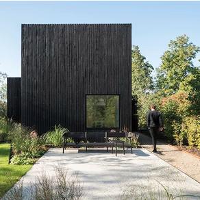 Arquitetura Minimalista - Casa de Férias na Natureza