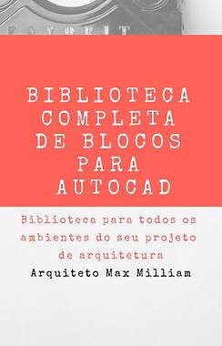 biblioteca completa de blocos para autoc
