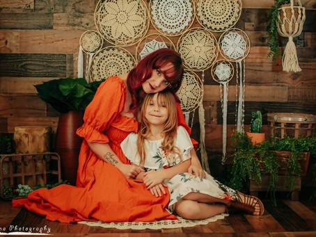 Boho Mommy & Me
