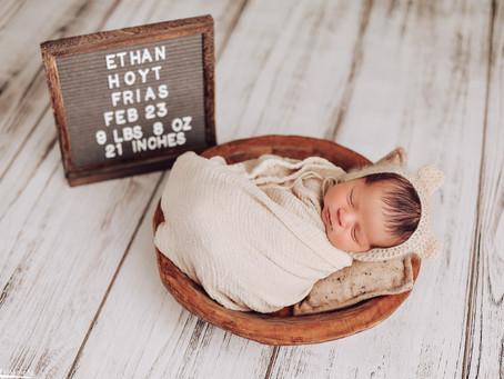 Sweet Baby Ethan