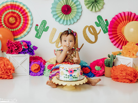 Lilly Turns One