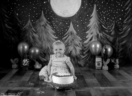 Claire Turns One