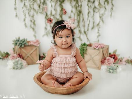 Camilla Isabel Turns 8 Months