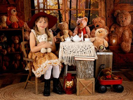 A Beary Sweet Tea Party