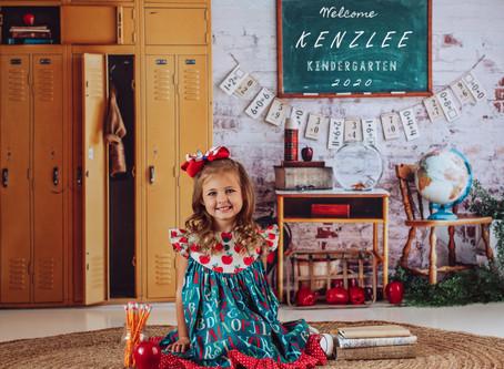 Kenzlee School Photos