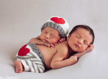 Sweet Baby Luke and Noah