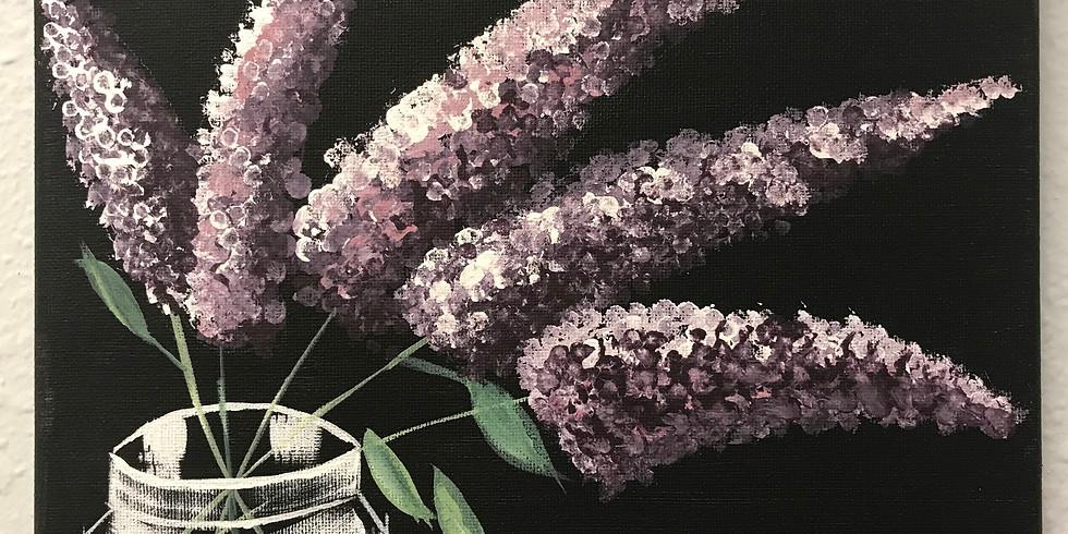 Lilacs - Paint & Sip