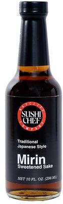 Sushi Chef Mirin