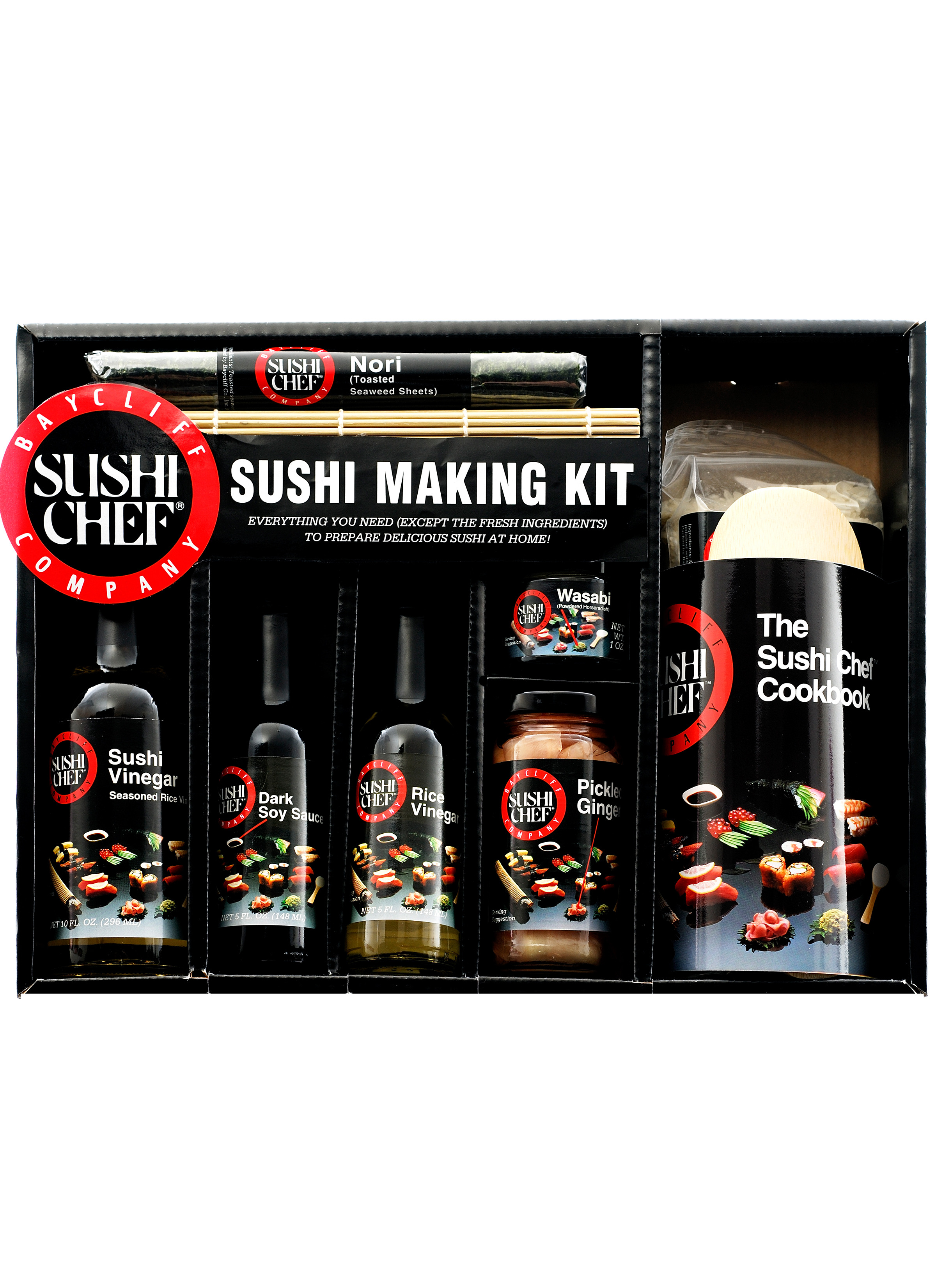 Natural Sushi Making Kit