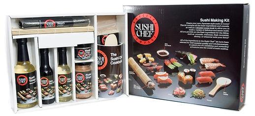 Sushi Chef Sushi Kit