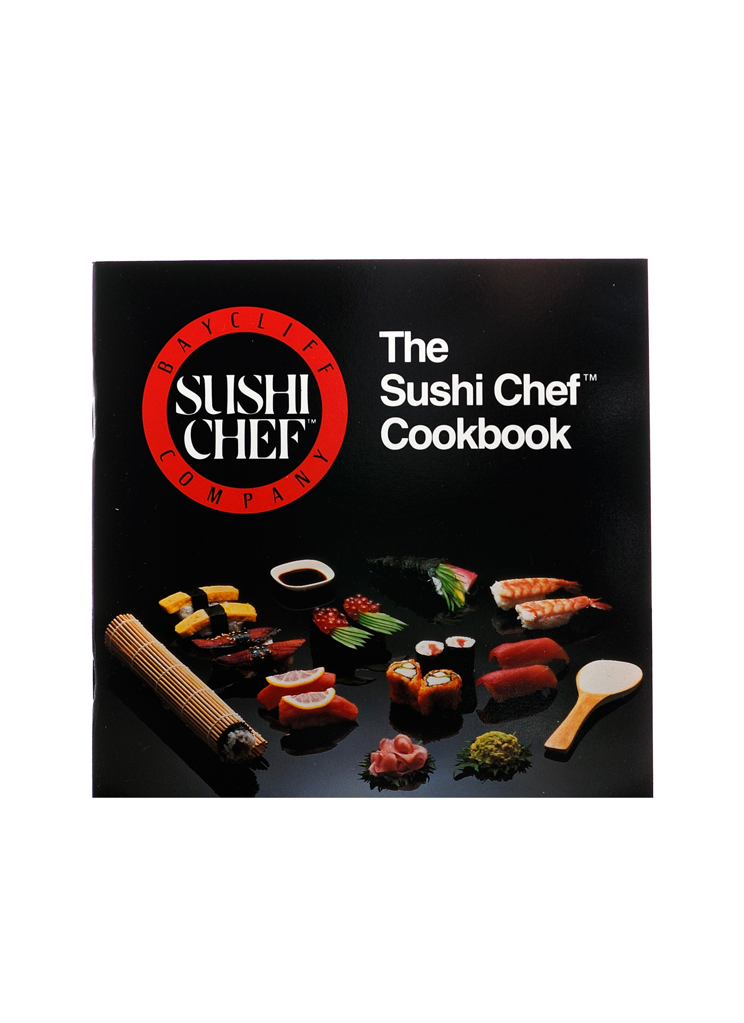 Sushi Chef® Cookbook