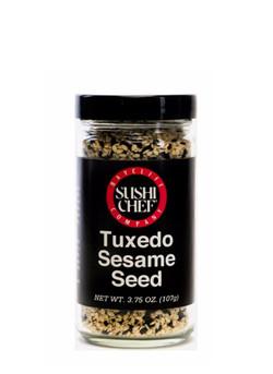 Tuxedo Sesame Seed