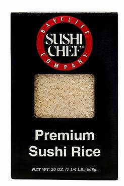 Sushi Chef Rice