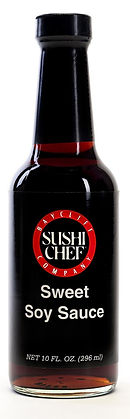 Sushi Chef Sweet Soy Sauce