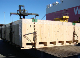 Heavy Duty Export Packing