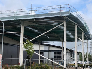 Warehouse Extension Update