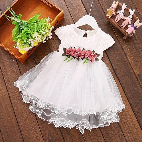 Lucy white dress M