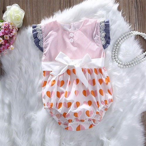 'Paige'Girls Romper
