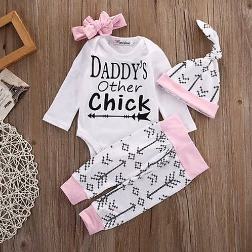 'Daddy's Other Chick' girls Set D/E