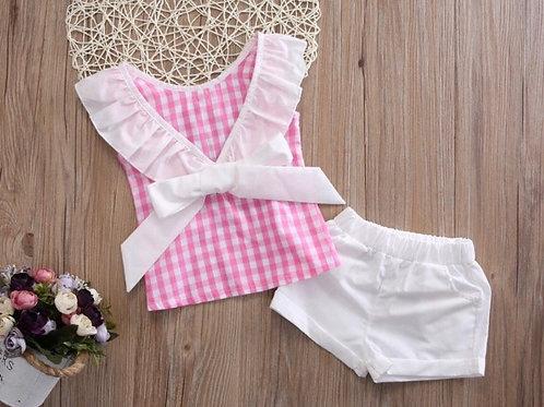 'Ava' Shorts Set