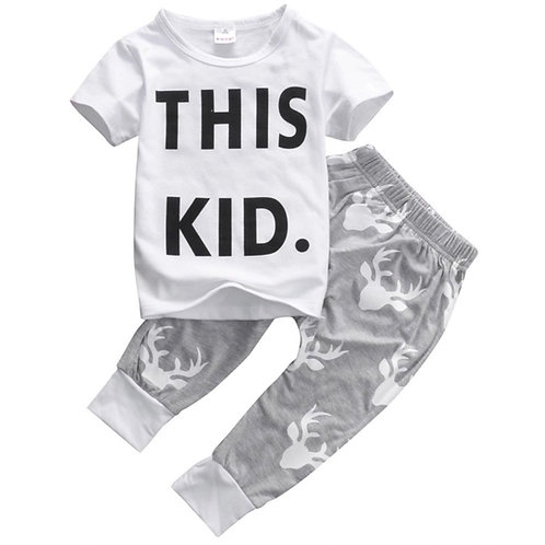 'This Kid' Boys Set