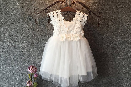 'Eva' Girls Party Dress