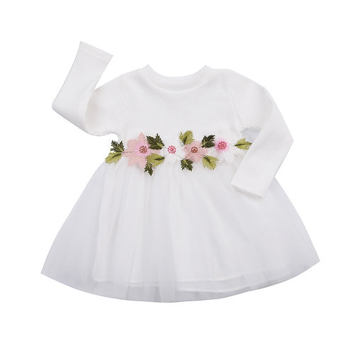 Dawn Dress white M