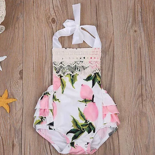 'Tammy' girls romper
