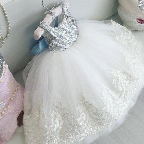 'Viola' girls Party Dress L