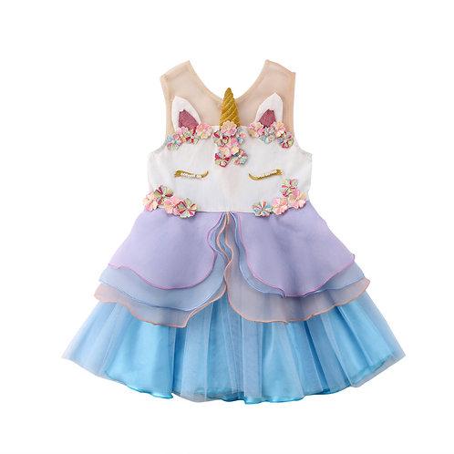 unicorn dress M