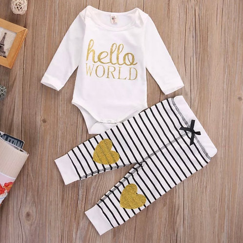 'Gabrella' girls Set 1-2 week delivery