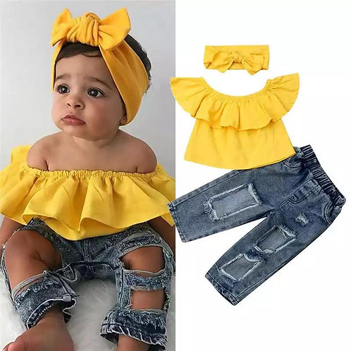 Percy Jeans Set 1-2 week delivery