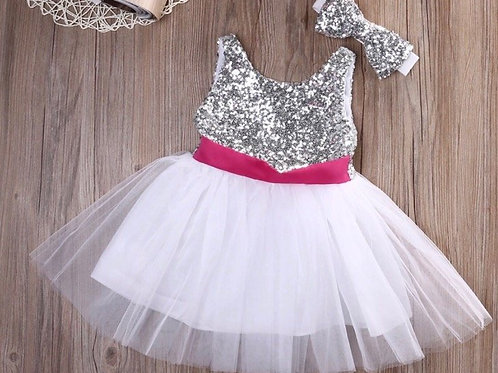'Molly' kids Party Dress